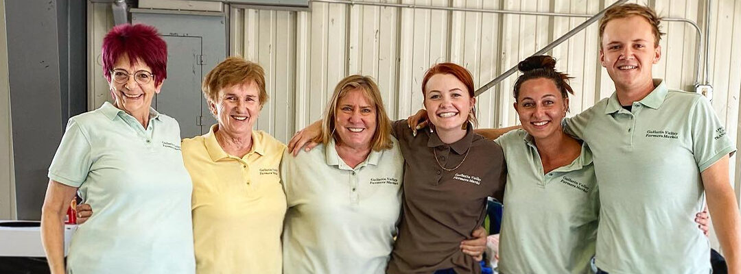 Thank You to the 2020 Gallatin Valley Farmers' Market Team
